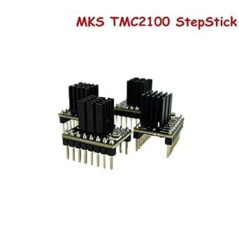 Impresora 3D - 4 unidades/lote MKS TMC2100 StepStick Motor Driver ...