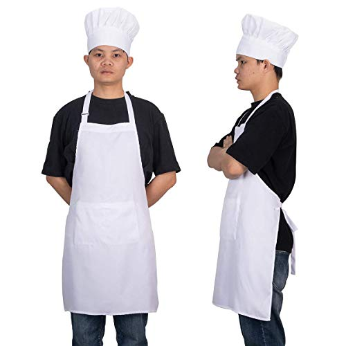 Homsolver Adjustable Bib Chef