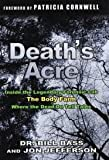 img - for Death's Acre (includes 16 pages of B&W photos) 1st (first) edition Text Only book / textbook / text book