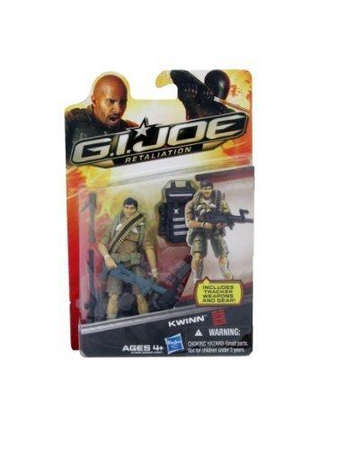 nuevo estilo G.I. G.I. G.I. Joe Retaliation Kwinn Acción Figura by GI Joe  venta caliente