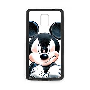 Mickey Mouse Samsung Galaxy Note 4 Cell Phone Case Black 218y-024636