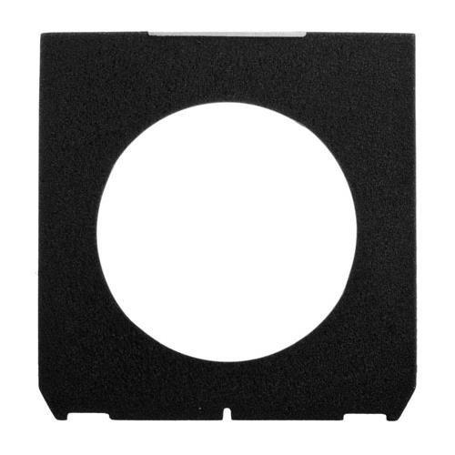 Adorama Lensboard for Copal #3 Shutters, fits Linhof Technika, Wista, Tachihara Field View Cameras & Many Other Cameras (96x99mm Lensboard) (Technika Lensboard)