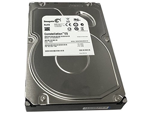 """Seagate Constellation ES ST1000NM0011 1TB 7200 RPM 64MB Cache SATA 6.0Gb/s 3.5"""" Enterprise Hard Drive 4 Fifth-generation, enterprise, nearline drive designed for 24×7 operation 1TB capacity for data-hungry enterprise business applications Best-in-class enhanced rotational vibration tolerance ensures unrivalled performance in high-density applications for continuous data access."""