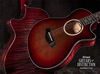 product image for Taylor Guitars Custom Maple/Spruce Grand Concert Acoustic-Electric Guitar (SN:1102139140)
