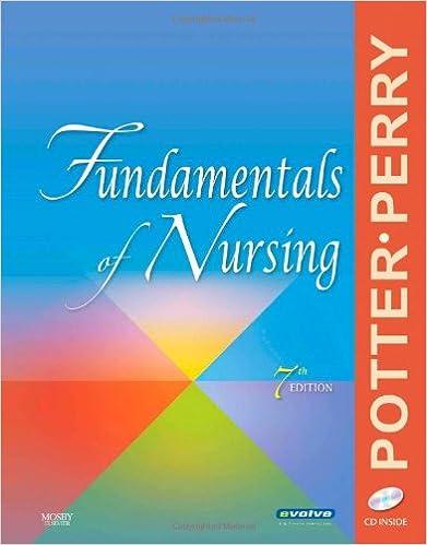 Fundamentals Of Nursing 9780323048286