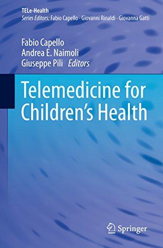 Download Telemedicine for Children's Health (TELe-Health) Pdf