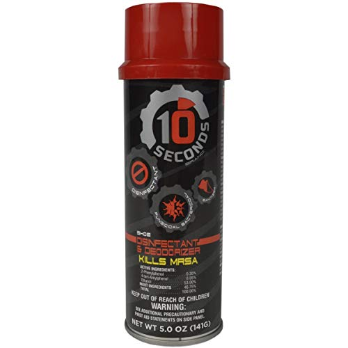 10 Seconds Shoe Disinfectant and Deodorizer