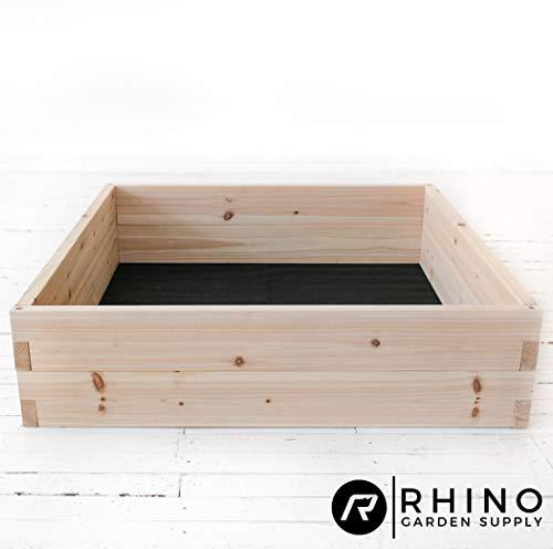 Cedar Raised Garden Bed Kit (48