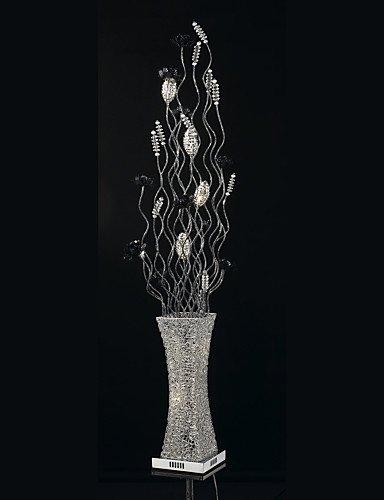 SSBY Bodenlampen - Kristall/LED/Bogen - Modern/Zeitgemäß/Neuheit - Metall , white-220-240v