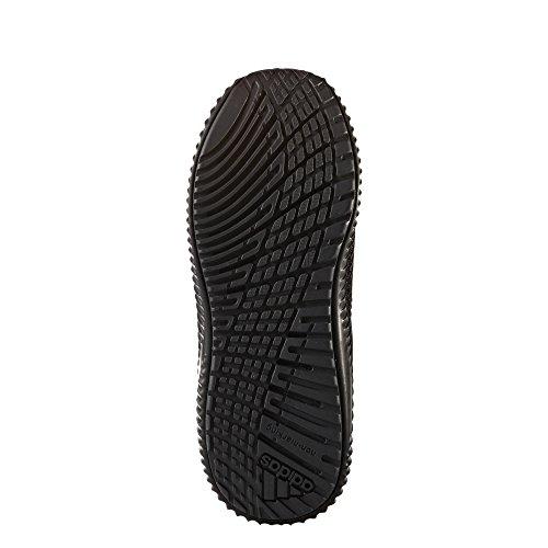 adidas Fortarun K, Zapatillas de Deporte Unisex Niños Varios Colores (Negbas/Negbas/Negbas)