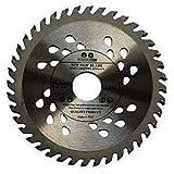 Lama per smerigliatrice angolare 125mm, di alta qualità, per legno, disco di taglio circolare 125x 22 mmx 60denti