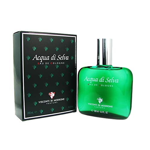 Acqua Di Selva By Visconti Di Modrone For Men. Eau De Cologne 6.8 -