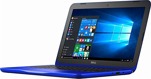 Newest Dell Inspiron 11.6 inch HD (1366 x 768) WLED Backlit Display Laptop PC | Intel Celeron N3060 | 4GB DDR3L | 32GB eMMC | HDMI | Bluetooth | 802.11ac WIFI | Up to 9.5h Battery Life | Windows 10 by Dell (Image #3)
