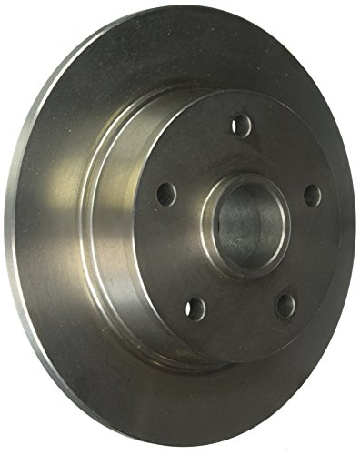 Wagner BD61825 Premium Hub and Rotor Assembly, Rear