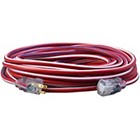 Southwire 50 ft. 12/3 SJTW USA Outdoor Heavy-Duty Extension Cord