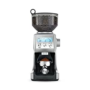 Breville BCG820BSS The Smart Grinder Pro Coffee Grinder, Brushed Stainless Steel