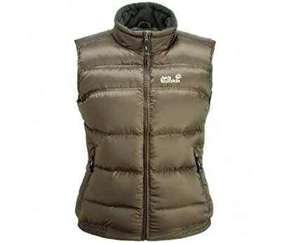 crazy price incredible prices new products Jack Wolfskin Damen Weste Chogori Vest Women