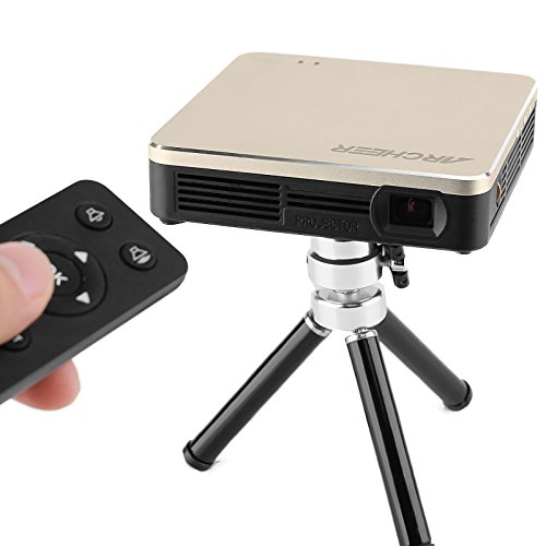 Mini projector archeer pico projector wireless display or for Wireless mini projector