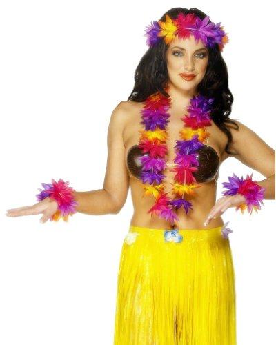 Smiffys Hawaiian Costume Flower Garland product image