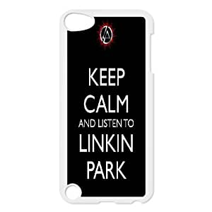 linkin park band logo poster Hard Plastic phone Case For Samsung Case For Ipod Touch 5th ART111621