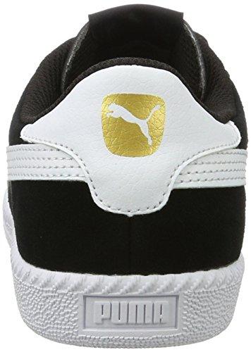 Puma Astro Cup, Zapatillas Unisex Adulto Negro (Black-white)