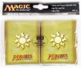 Ultra Pro The Magic the Gathering (MTG) Mana Deck Protectors - WHITE (80 Sleeves) 82451-1 OOP