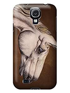 LarryToliver New Hot samsung Galaxy s4 Case Customizable Creative and Lifelike Hand Painting Art pictures samsung Galaxy s4 Case Cover Shell #1