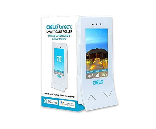 Cielo Breez - Smart Air Conditioner Controller, WiFi enabled