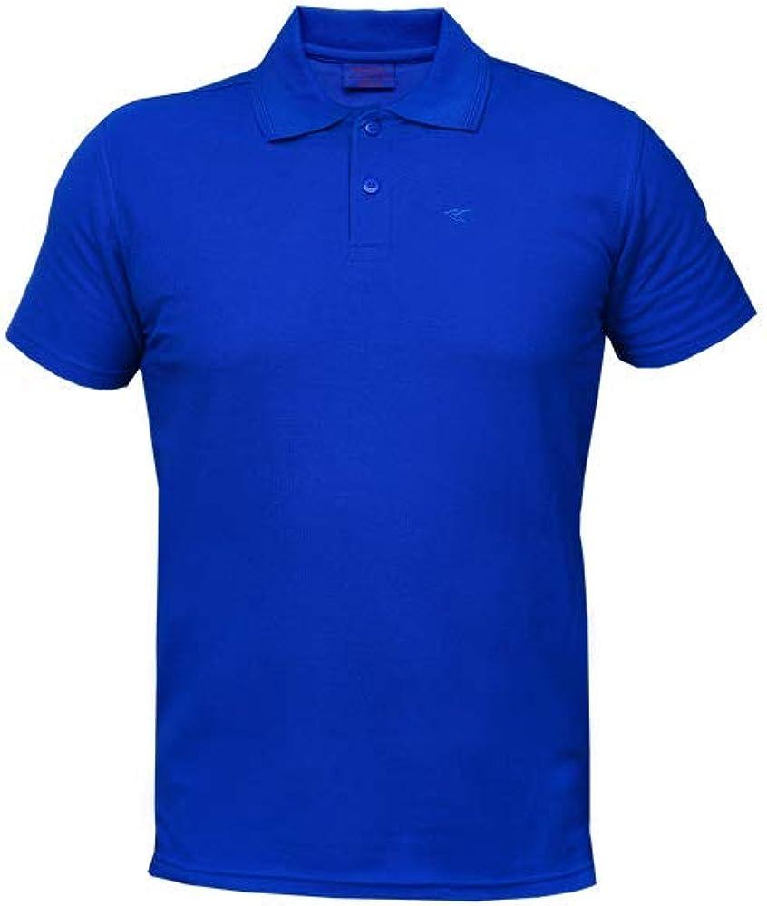 REDPOLL Men's Regular-Fit Polo Shirt