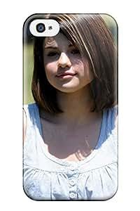 4491307K26353088 Selena Gomez 49 Fashion Tpu 4/4s Case Cover For Iphone