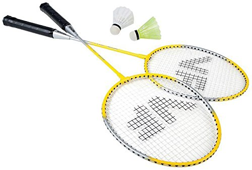 New Victor Badminton Racket Bagpack 2 Player Set Racquet Carry Bag