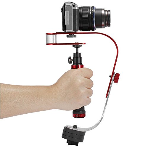 EFOTOPRO Pro Handheld Video Camera Stabilizer Steady for GoPro, Smartphone, Cannon, Nikon or any...