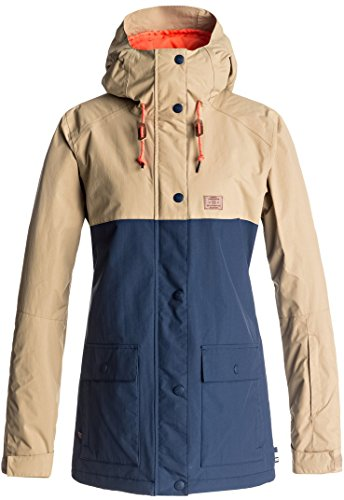 DC Women's Cruiser Snow Jacket, Incense, - Cruiser Womens Jacket