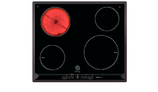 Balay 3ET-900 W - Placa (Incorporado, Eléctrico, Vidrio y ...