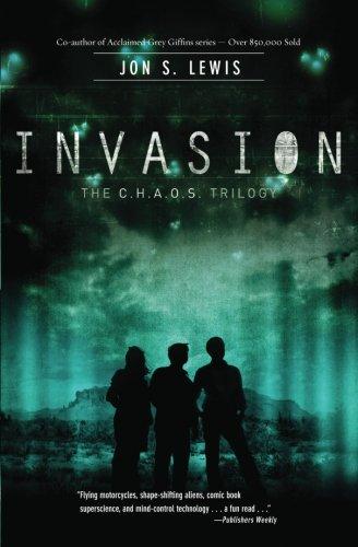 Invasion (A C.H.A.O.S. Novel)