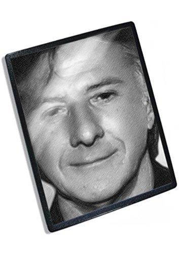 DUSTIN HOFFMAN - Original Art Mouse Mat (Signed by the Artist) #js001