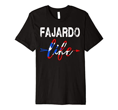Fajardo Life Puerto Rico Shirt Gift (Boricua T-Shirt)