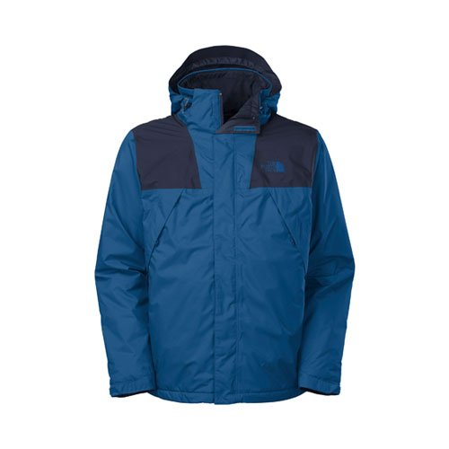 The North Face Jacket, Mountain Light Insulat Snorkel Blue Cosmic Blue Xl
