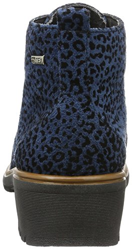 55 Blu Rohde Stivaletti Cesine jeans Donna q7w8TwZ