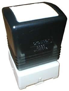 Brother PR2020B6P - Montura de sellos negra (6 sellos de 20 x 20 mm)