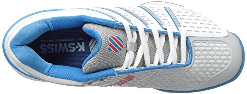 K-Swiss Bigshot - Zapatillas para hombre, color blanco