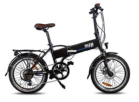 Bici electrica plegable la mejor