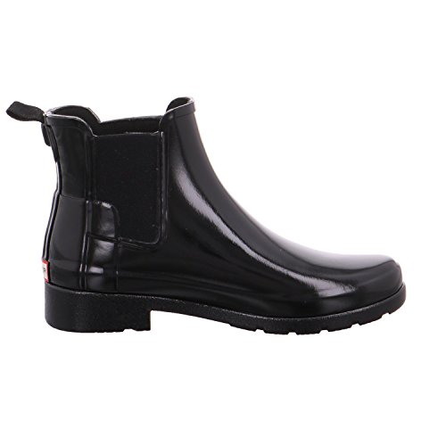 Gloss Hunter Ladies Original Refined Negro Chelsea Boot UnvA67q