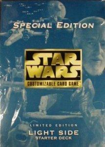 Light Side Starter Deck (Star Wars Special Edition Light Side Starter Deck by Star Wars)