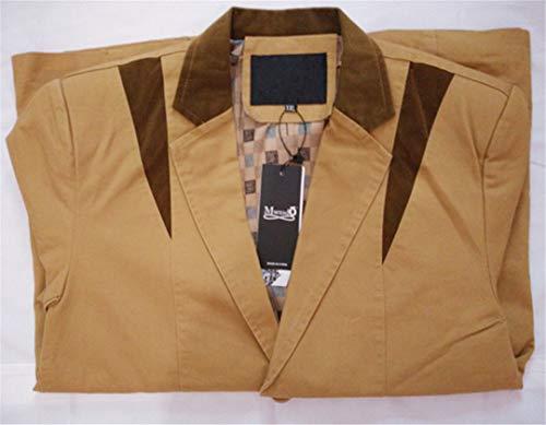 Casuale Coltiva Vestiti Cotone Uomini Del Sportiva Della Blazer Vestito Degli Di Black Giacca La Bercici Svago Che I Y6w7vv