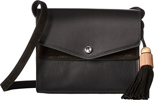 Field Womens Bag (Elizabeth and James Women's Eloise Field Bag, Black, One Size)