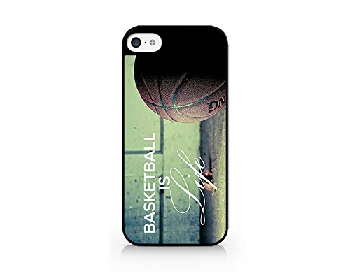 Ball Is Life - Basketball Is Life - iPhone 6/6S Black Case (C) Andre Gift Shop (Jordan Case Iphone Michael 4s)