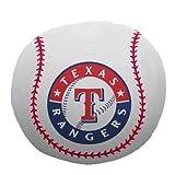 "The Northwest Company MLB Texas Rangers 11"" Cloud Travel Pillow"