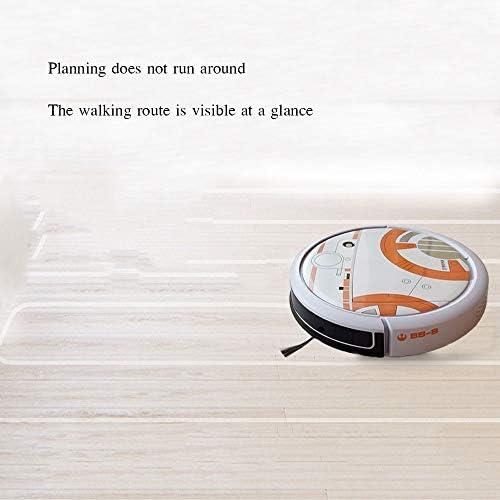 Robot De Nettoyage Intelligent, Ménage Nettoyeur Automatique De Vide Intelligent, Balayage, Aspiration, Le Balai Une -337 * 337 * 77.5mm Portable