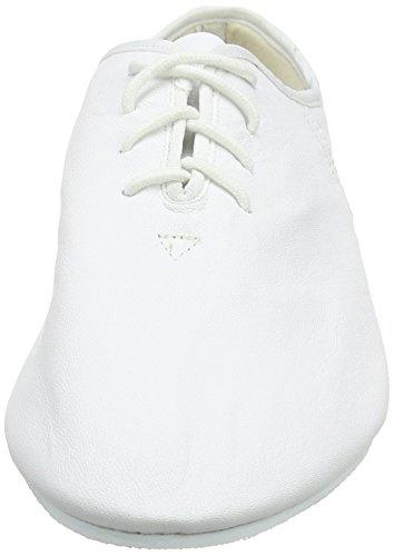 white Jze16 So Mujer Para De Danca Jazz Zapatos Blanco x8wnqw5SZH